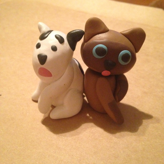 kitten-named-woof-sculpey